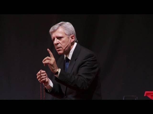 Meditación y estrés | Daniel López Rosetti | TEDxSanIsidro