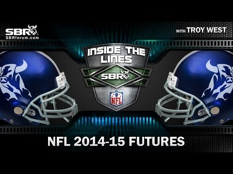 2014-15 NFL Futures & Super Bowl Odds with Troy West and Peter Loshak
