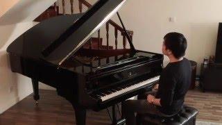 信愛成癮 Xin Ai Cheng Yin - Love Addiction 陳嘉樺 Ella Chen - Piano Cover by Heegan Lee