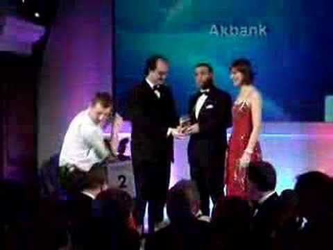 EUROMONEY 2008, AKBANK PRIVATE BANKING