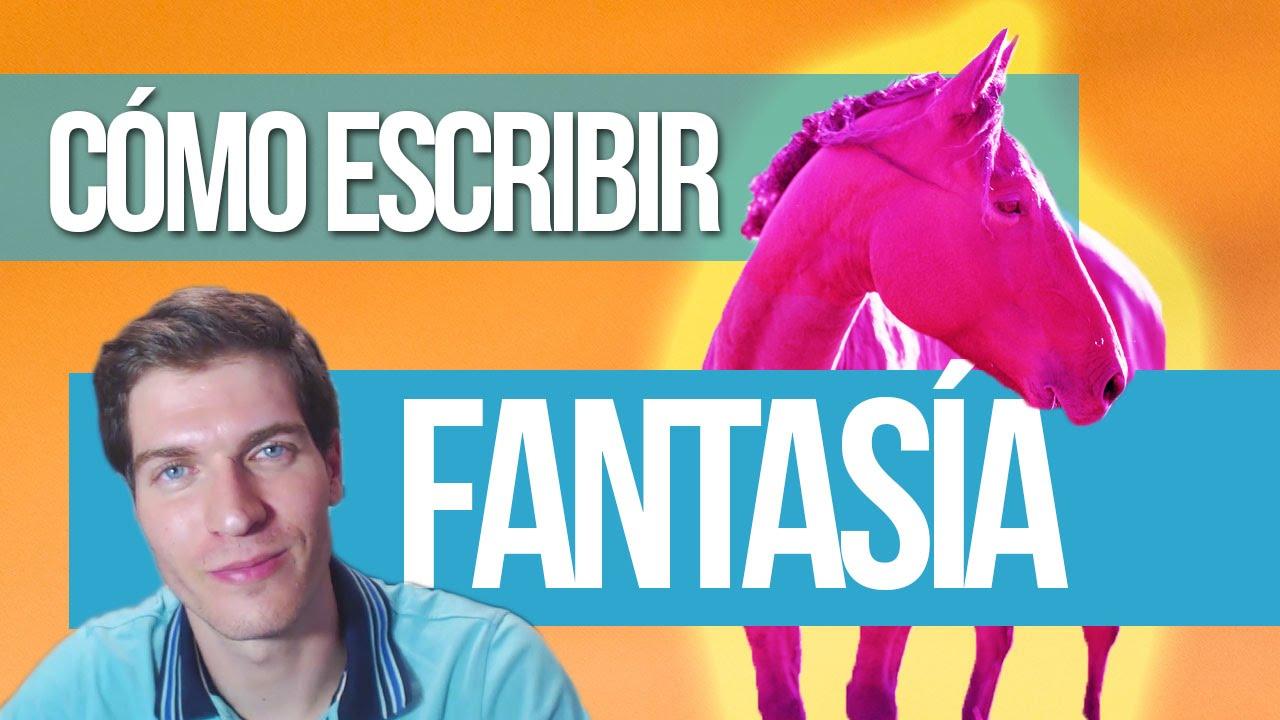 Cómo inspirarse para Escribir Fantasía - YouTube