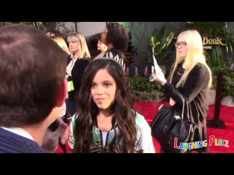 Jungle Book Red Carpet  - Stuck in the Middle Oreo Prank