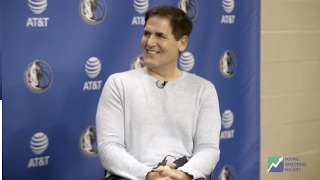 Mark Cuban Full Interview w/ Young Investors Society