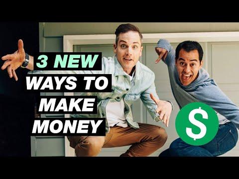 3 New Ways to Make Money on Youtube