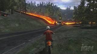 Stuntman: Ignition PlayStation 3 Gameplay - Two-wheel Action