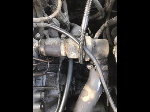 Замена патрубков системы охлаждения 8-и клапанного двигателя ВАЗ-2111. Про Авто