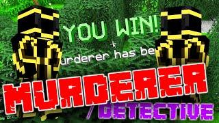 Minecraft Murder Mayhem (Winning)