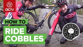 How To Ride Your Bike On Cobbles Like A Pro