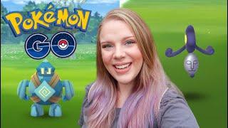 SHINY GHOST HUNTING in Pokémon Go!
