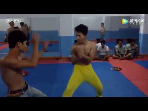 Wing Chun vs Sanda Bare-Knuckle Match Or Cantonese Wing Chun vs Ip Man Wing Chun?