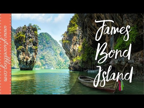 James Bond Island | Phang Nga Bay | Phuket, Thailand With Kids