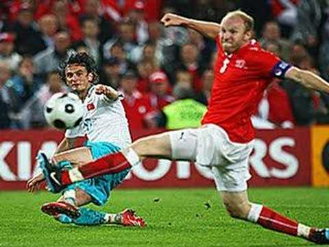 Turkey - Switzerland 2-1 (Euro2008) (SEE THE AMAZING GOALS)