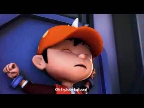 Boboiboy Transformation [with Extended scene] (Eng Sub)