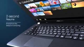 ASUS 15.6-Inch Dual-Core 2.16GHz Laptop, 4GB RAM & 500GB Hard Drive