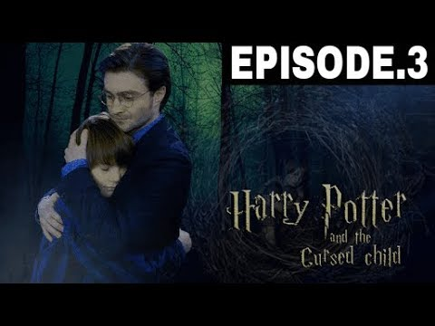Harry Potter and the Cursed Child story in...