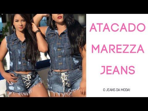 57508e739 Jeans no atacado direto de Fortaleza!! - YouTube