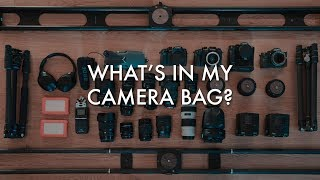 What's In My Camera Bag? Time-Lapse Edition!