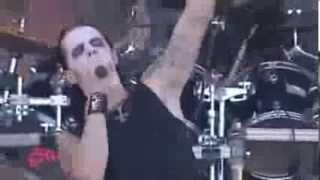SATYRICON - The Pentagram burns (Live)
