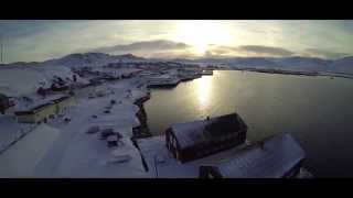 Fishermen Cottages & Mehamn By Winter - The Beauty Of Finnmark Norway
