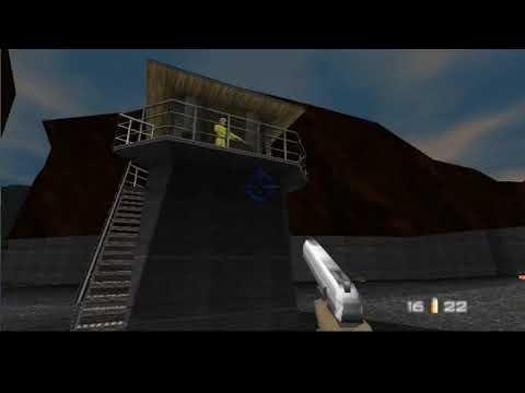 K.I.L.L.E.R. vs. Vendetta Expanded Edition (Goldeneye 007 N64 mod): Intro + Port (Captain)