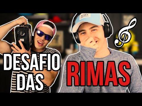 QUEM É MELHOR NA RIMA? | Canal Brothers Rocha Oficial