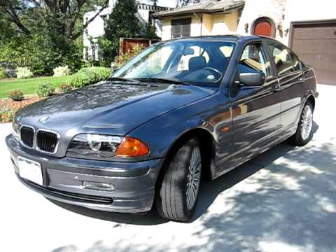 2001 Bmw 325xi For Sale Youtube