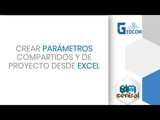 Generar parámetros compartidos en Revit con Dynamo