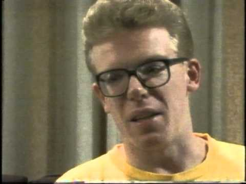 Proclaimers : TV Interview on CV New Zealand April 1989