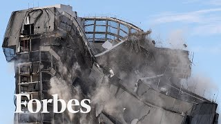 Why Donald Trump's Old Atlantic City Casino Was Blown Up | Forbes