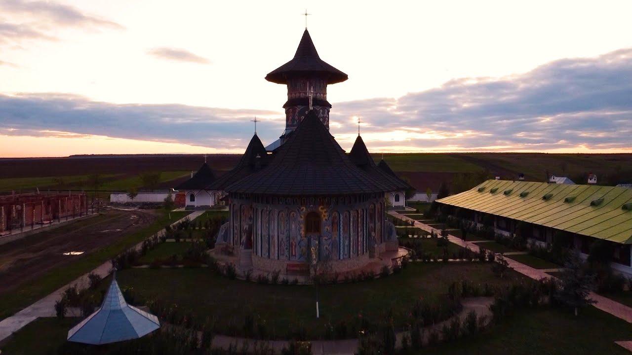 Film Documentar. Mănăstirea Alexandru Vlahuță (26 12 2020)