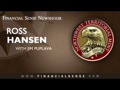 Ross Hansen: Two Types of Gold Investors: Long-Term Physical vs. Fast-Money Paper