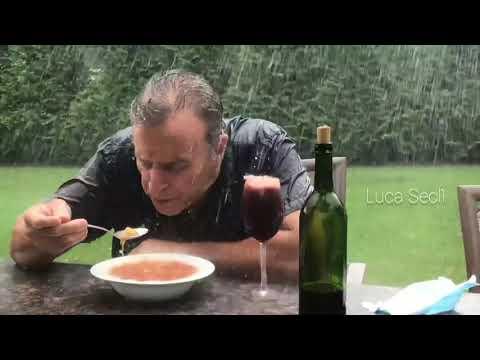 I put Heavy Rain music over a man eating a soup - YouTube