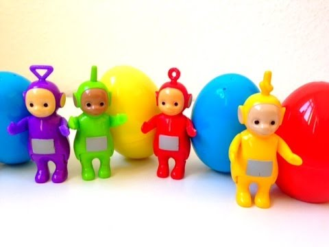 Thumbnail: Teletubbies and surprise eggs