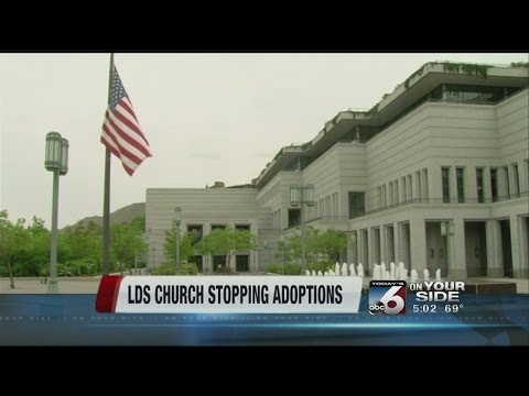 LDS Family Services stop adoption