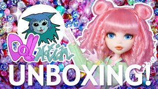 DollMotion Unboxing: Sparkle Mouse Doll from the Netherlands!