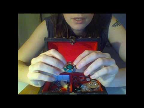 Softly Spoken ASMR Jewelry Show and Tell