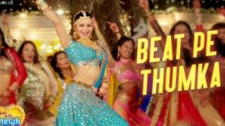 Beat Pe Thumka(official song 2020)Virgin Bhanupriya|Urvashi Rautela|Jyotica Tangri|Amjad NadeemAamir