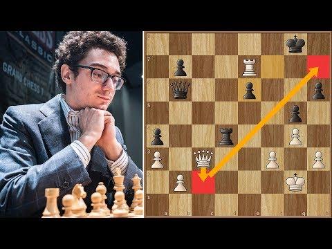 Fabiano Caruana Wins The London Chess Classic 2017 | LCC Round 9