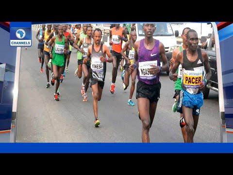 Marathon In Nigeria: East Africans Dominate Competition