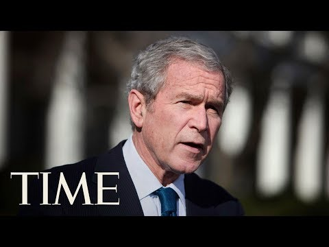 'Bigotry Seems Emboldened': George W. Bush Attacks Nationalism In Politics | TIME