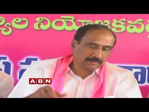 Reasons Behind MP Kavitha Supporting Jagtial TRS Incharge Sanjay Kumar | ABN Inside