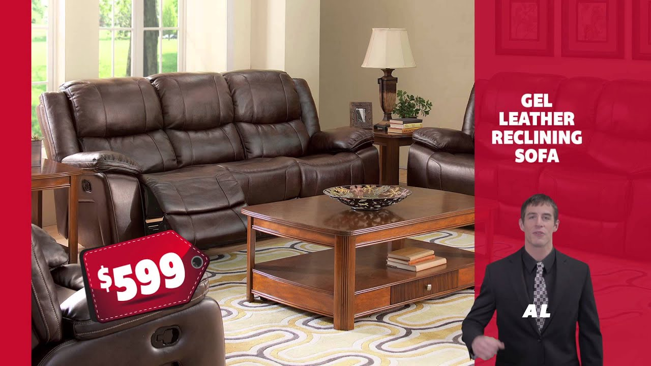 Joe Tahans Furniture Spring Red Tag Sale YouTube - Red tag furniture