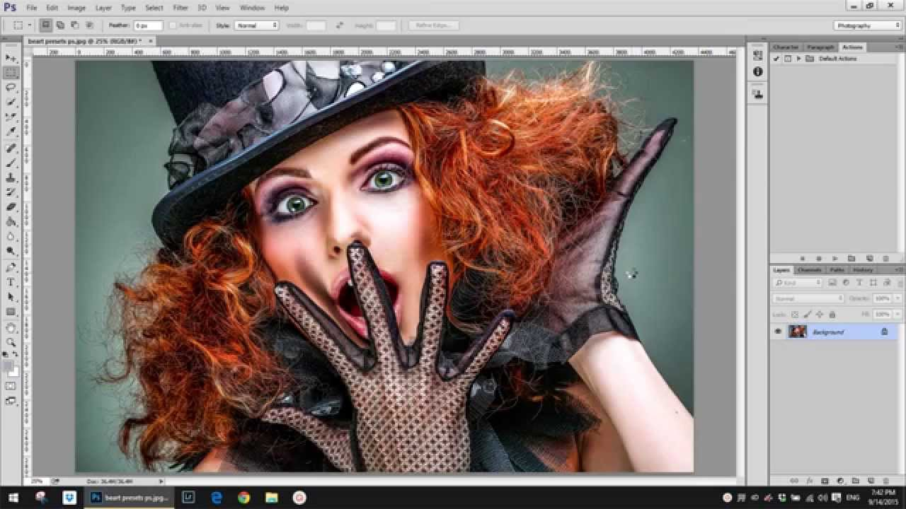 How to install Camera RAW Presets for Adobe Creative Cloud & CS6 on PC