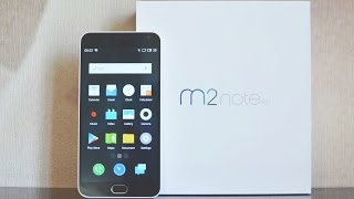 видео Meizu M2 Note – обзор крутого бюджетника из Китая