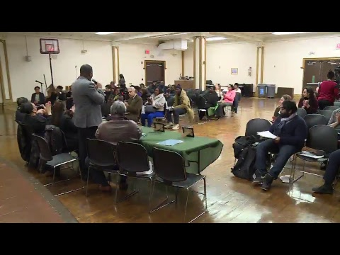 Brooklyn Community Board 5 Meeting- 6:30-9:30PM    January 24, 2018
