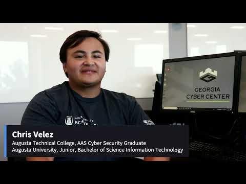 Augusta University & Augusta Technical College Cyber Path
