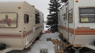 So You Wanna Live in an RV in Williston ND, huh?