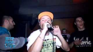 Arssura, Oliniutza, MCoco - Freestyle HIPHOPLIVE