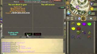 Hot and Cold Flower Game - Runescape