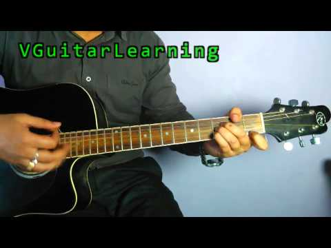 Guitar jeena jeena guitar tabs lesson : Vikas Sharma | Jeena Jeena Guitar Chord Lesson | Badlapur | Easy ...